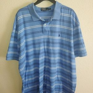 Mens Polo Shirt 2x